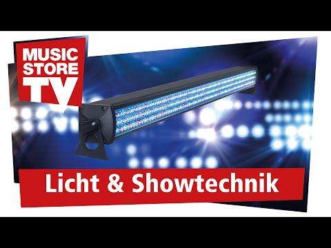 Lightmaxx Led Bar 8 Sector Kompakte Bar Mit 240 Rgb Leds