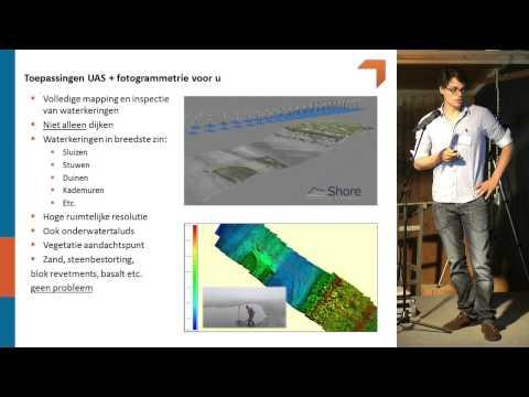 140611 Symposium UAV | Bedrijvenpresentatie B06 | Sky Survey / Shore Monitoring