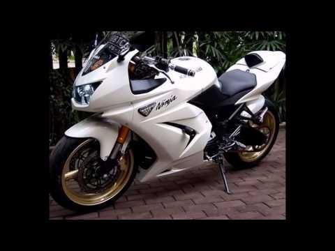 Top 10 modifikasi motor ninja 250 cc