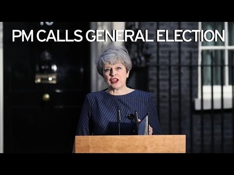 How To Profit From The UK Election Announcement (Theresa May) - Alberto Pau