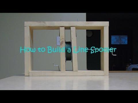 How to Build a Line Spooler