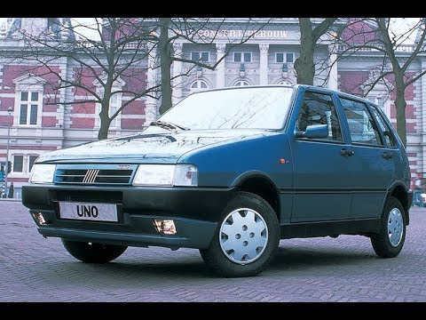Fiat Uno Inceleme