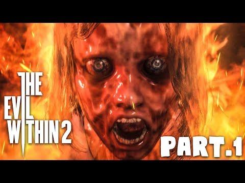 NE GLEDAJ AKO TI SE IDE U WC ! The Evil Within 2 - Part.1