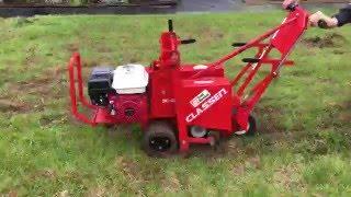 CLASSEN SOD CUTTER - Lawn Renovation Part 1
