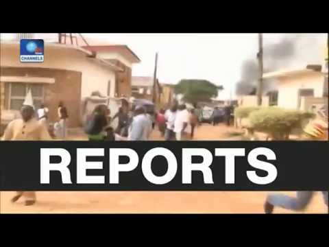 Network Africa: 4 Die In Angola Helicopter Crash