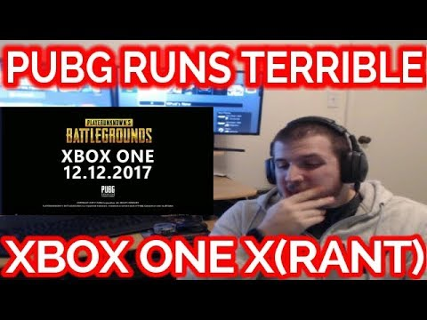 how to make pubg run better xbox
