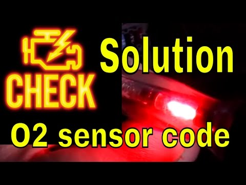 o2 sensor test and how to test the fuses