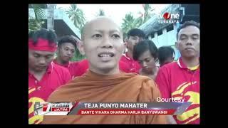 Fang Sen Yayasan Umat Budha Abdi Desa Vihara Dhamma Santi
