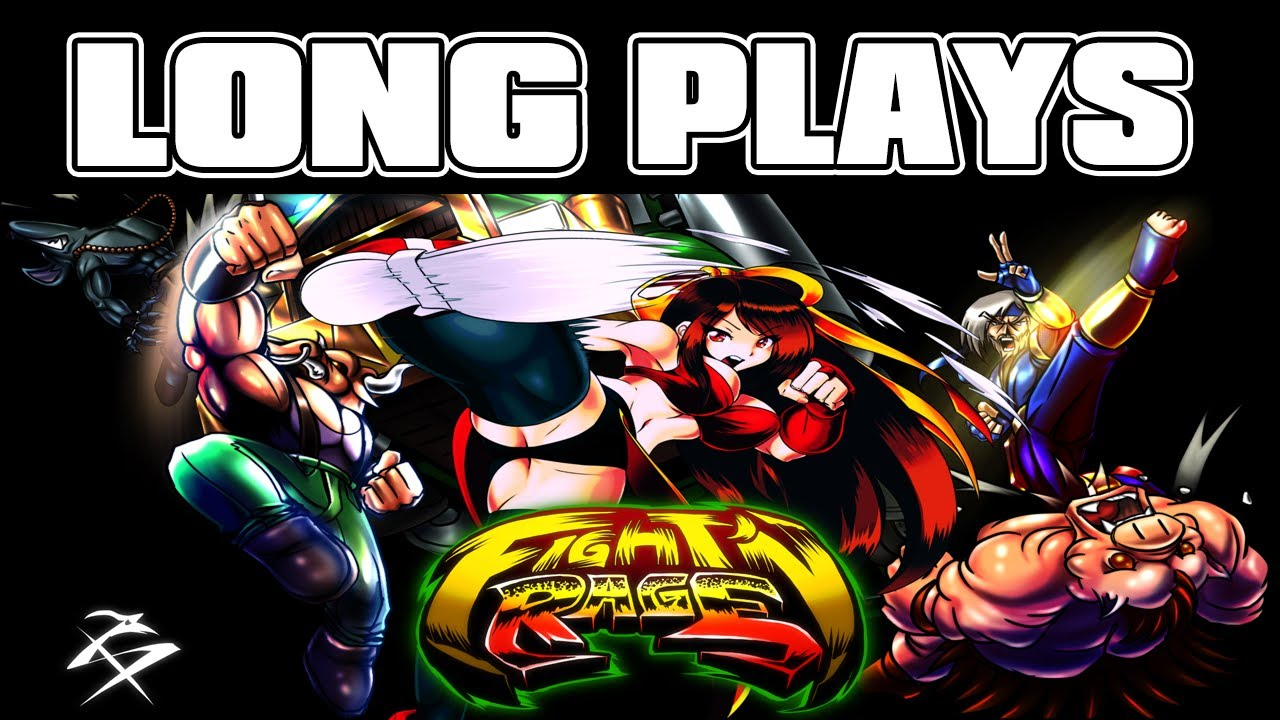 Fight'N Rage - Steam version - Até o fim - Long plays Live #10