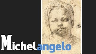 Michelangelo: A collection of Drawings (HD)