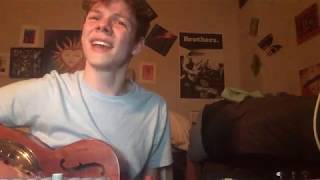 "Sad college student covers ""Grow as we go"" by Ben Platt"
