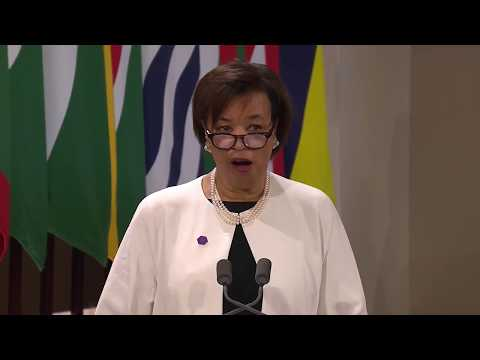 Commonwealth Secretary-General's speech during the formal opening of CHOGM 2018