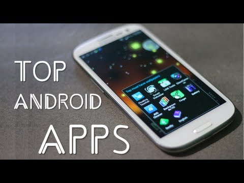 10 Best Must Have Android Apps 2013