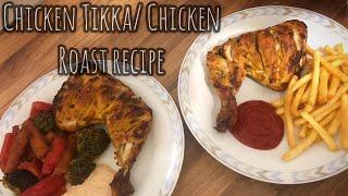 Easy Chicken Tikka  Chicken Roast Recipe