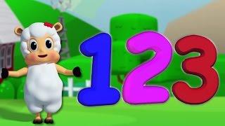 นัมเบอร์สสง | เพลงนับเลข 1-20 | เด็กอนุบาล เพลง | educational Video | Kids Learn | Number Song