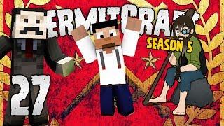 HermitCraft 5 - #27 | Oh NHO! HE IS WITH US! [Minecraft 1.12]