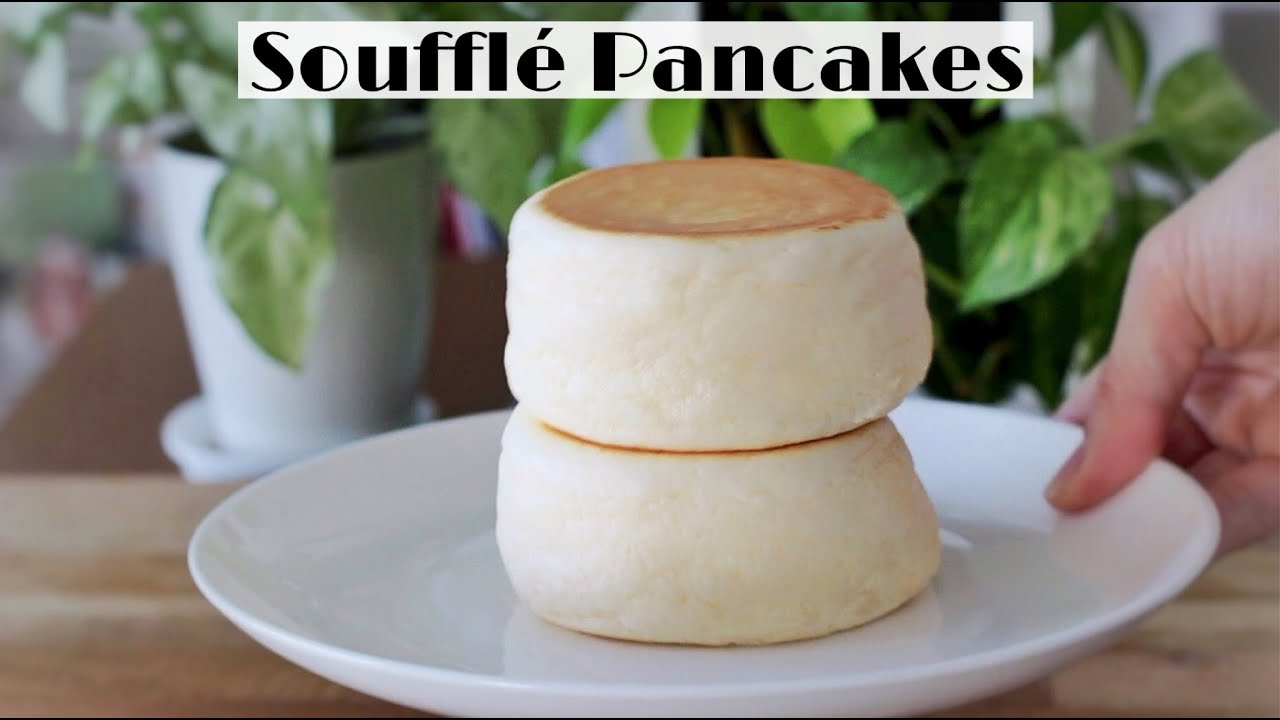 Fluffy Japanese Souffle Pancakes Recipe   Extended version with tutorial