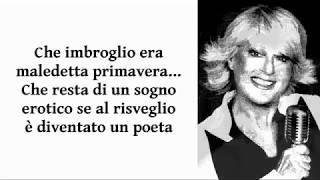 Loretta Goggi - Maledetta primavera