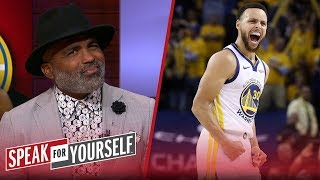 Warriors are more 'dangerous' without Kevin Durant - Cuttino Mobley | NBA | SPEAK FOR YOURSELF