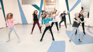 Beyonce & Jay-Z – Crazy in Love.Jazz Funk by Наталья Вакуленко.Junior Workshop 11.2015