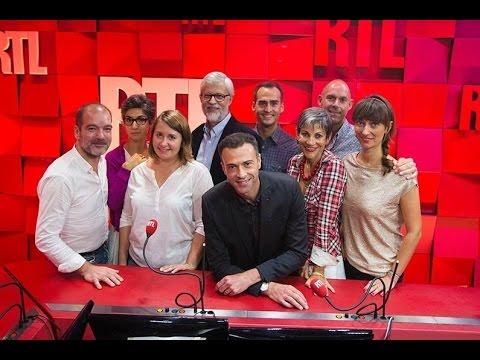 """Robbie Williams et les Fréro Delavega dans """"Laissez-vous Tenter"""" du 8 novembre - RTL - RTL"""