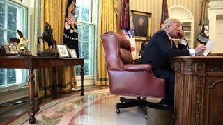 Trump's call history called into question