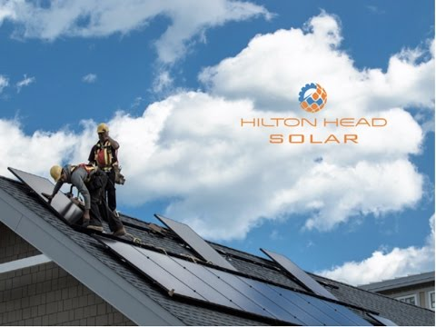 Hilton Head Solar Power Educational Presentation at Rosehill Plantation | 1-13-2017