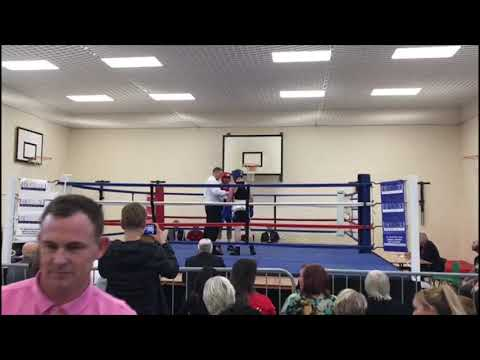 Bout 6  Red: Fayed MiahEastbourne ABC VS Blue: Tommy GormleyHigh Wycombe ABC