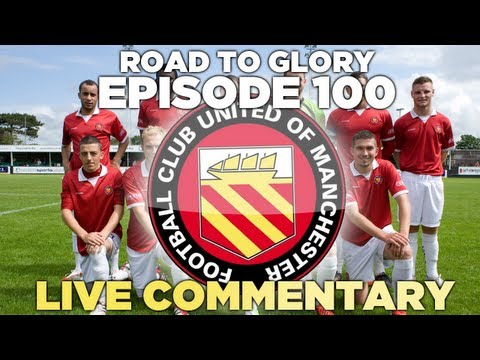 Road to Glory - Ep.100 January Live Commentary | Football Manager 2013