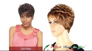 Vanessa Dayna Wig Color F2016
