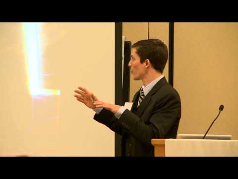 Nate Ball discusses entrepreneurial engineering at the KEEN Winter Conference 2013