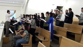 Từ Ruộng Đất - Ca Đoàn Chân Phước Gioan Phaolo II 20120513