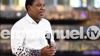 SCOAN 07/05/17: TB Joshua Message, Prophecy & Deliverance (Part 1/2)