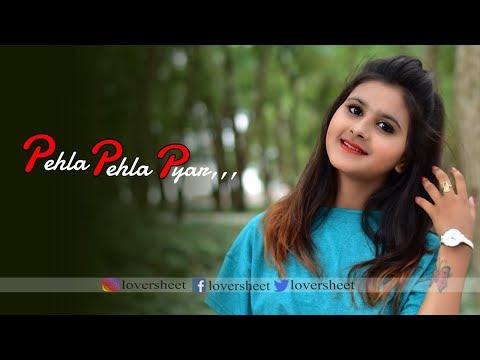 Cute Love Story | Pehli Dafa (Video Song) | Latest Hindi Song 2019 | Ft. Pallabi Kar