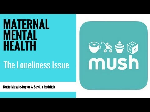 Maternal mental health - the loneliness issue