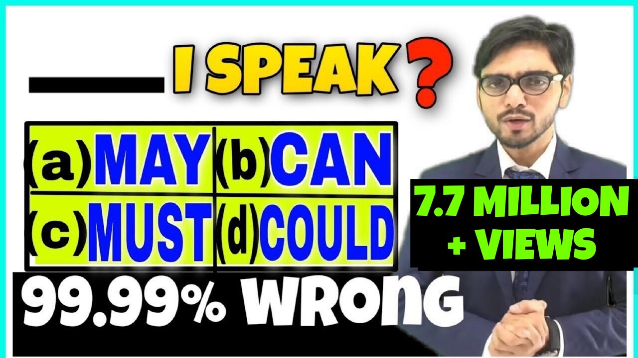 Modals in English Grammar | Modals in Hindi Language | English Grammar  Lessons