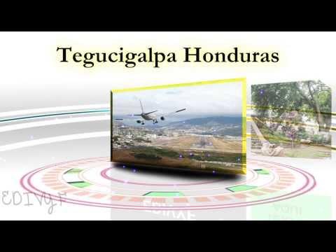 Tegucigalpa Honduras Presentación fotos bonitas.