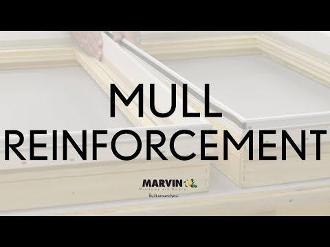 Aluminum Mull Reinforcement