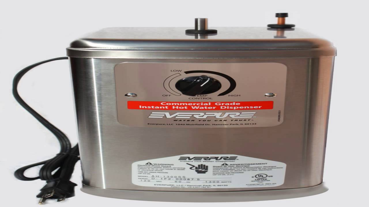 Waste King Ah 1300 C Quick And Hot Instant Water Tank