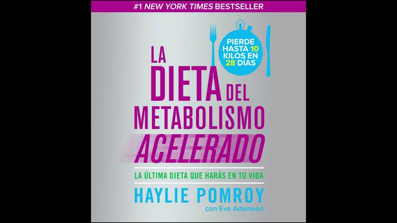 dieta metabolismo acelerado dia por dia