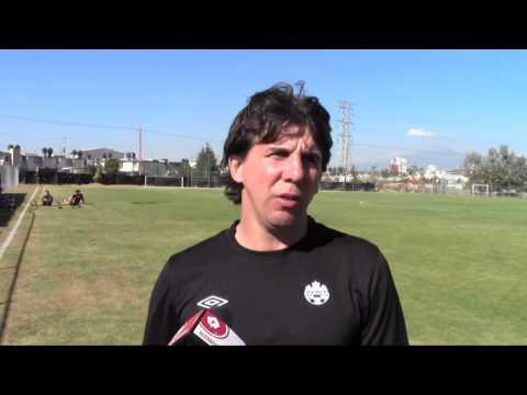 Nick Dasovic--Canada U20 v. Nicaragua Preview
