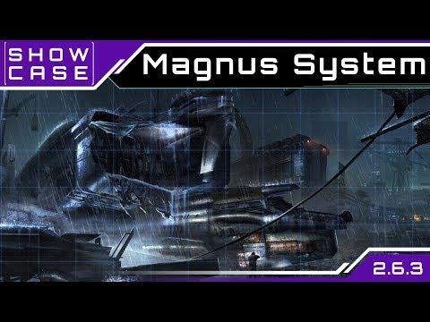 Star Citizen Planetensystem Magnus   Showcase [Deutsch/German]