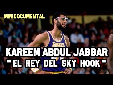 "Kareem Abdul Jabbar - ""Su Historia NBA"" | MiniDocumental NBA"