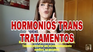 HORMONIOS PARA TRANSEXUAIS ( MTF )