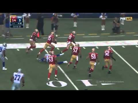 San Francisco 49ers at Dallas Cowboys 28-17 Highlights | Week 1 NFL 2014-15