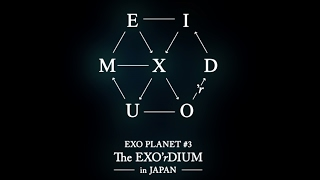 EXO / LIVE DVD&Blu-ray「EXO PLANET #3 – The EXO'rDIUM in JAPAN」ティザー映像