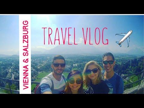 VIENNA & SALZBURG | Austria Travel Vlog