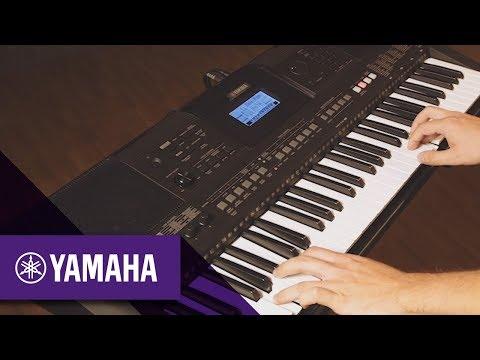 Yamaha PSR-E463 Keyboard im Test