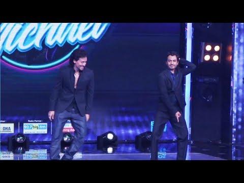 Tiger Shroff Vs Nawazuddin Siddiqui DANCE FACE OFF - Main Hoon Michael Concert