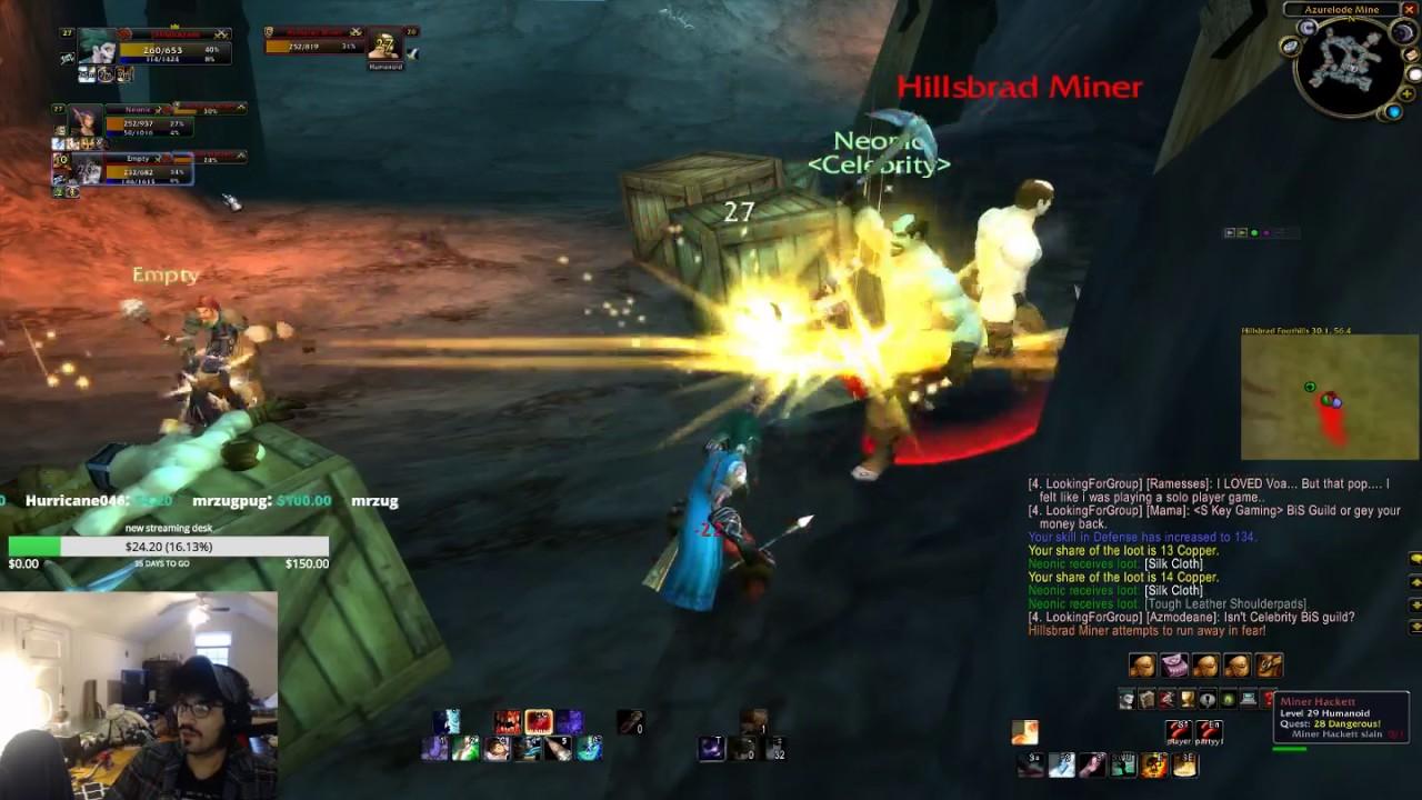 verkkokauppa toinen mahdollisuus virallinen kauppa Hellfire TBC 2.4.3 - lvl 27 UD Priest intense mob grinding for Miner  Hackett Quest